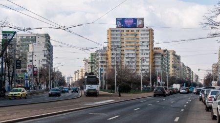 Restrictii temporare de circulatie pe doua artere din Bucuresti
