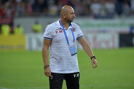Motivul pentru care Vasile Miriuta nu ia in calcul o revenire la Dinamo: