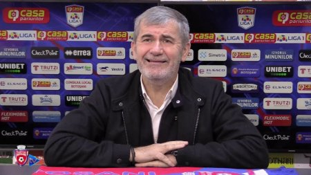Valeriu Iftime, fermecat de un fotbalist de la FC Botosani: Aproape ca ma las de fotbal fara el
