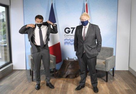 Tensiunile intre aliati continua. Franta anuleaza o reuniune speciala cu Marea Britanie, din cauza parteneriatului AUKUS