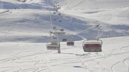 Partiile de schi, deschise doar pentru turistii vaccinati, testati sau care au avut COVID