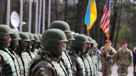 Ucraina desfasoara exercitii militare comune cu fortele SUA si aliati din NATO