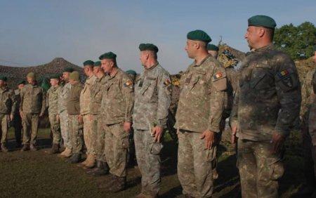 VIDEO. Cum este sa fii soldat intr-un exercitiu NATO? Un american lauda trupele romanesti