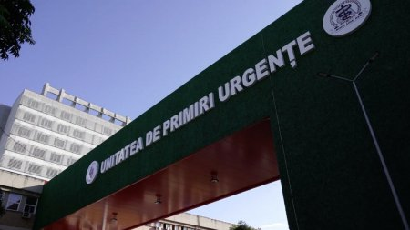 Resuscitare pentru Sanatate. Sectie UPU contruita de la zero intr-un spital de stat din Romania
