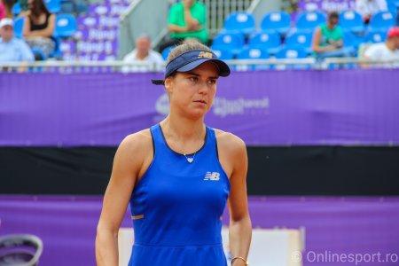 Sorana Cirstea, eliminata in primul tur la Ostrava. N-a depasit complexul Kontaveit