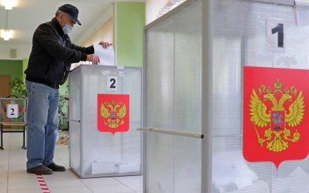Comisia Europeana: Alegerile din Rusia s-au desfasurat intr-o ''atmosfera de intimidare''