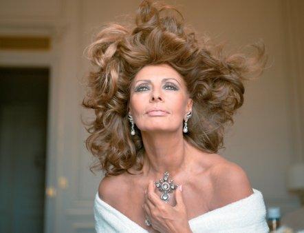 A frant inimi pe banda rulanta: Cati ani implineste azi Sophia Loren