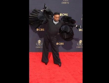 Premiile Emmy 2021. Un actor a purtat bijuterii de un milion de dolari la gala