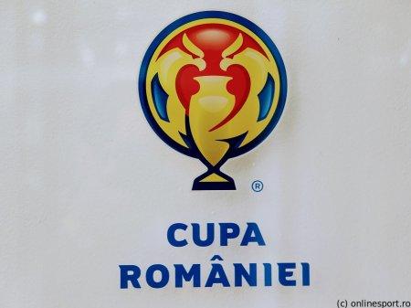 LIVE Cupa Romaniei. Primele meciuri din saisprezecimi