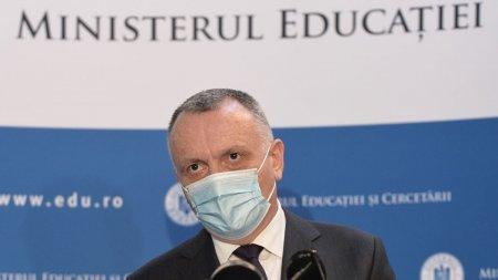 Sorin Cimpeanu, precizari despre testarea copiilor in scoli: