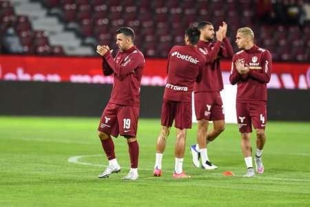 CFR Cluj - Universitatea Craiova 1-0. Primul succes pentru Petrescu