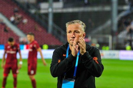 Petrescu cearta arbitrii dupa victoria cu Craiova lui Reghe: Pe alte stadioane se dau penalty-uri cum se dau...