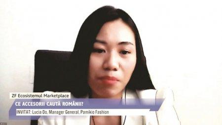 ZF Ecosistemul Marketplace. Lucia Do, manager general Pamikio Fashion: Suntem prezenti in 300 de magazine fizice si vrem sa acceleram in online