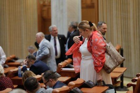 Diana Șosoaca, in mijlocul unui nou scandal. Senatoarea a chemat jandarmii