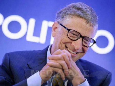 Bill Gates primeste 1 miliard de dolari de la marile companii pentru a finanta
