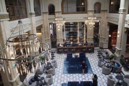 Proprietarii Marmorosch, cel mai nou hotel de cinci stele: Centrul Vechi ofera cel mai bun mix de leisure si business. Lituanienii de la Apex, proprietarii Marmorosch, au investit 120 mil. euro pana acum in hotelurile pe care le detin
