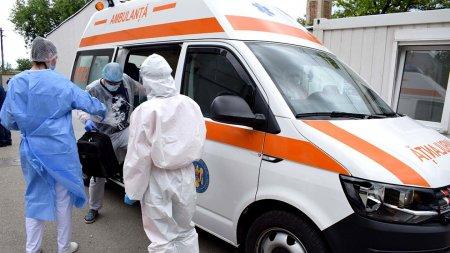 Coronavirus in Romania, 21 septembrie. Numarul bolnavilor aflati la ATI se apropie de 1.000