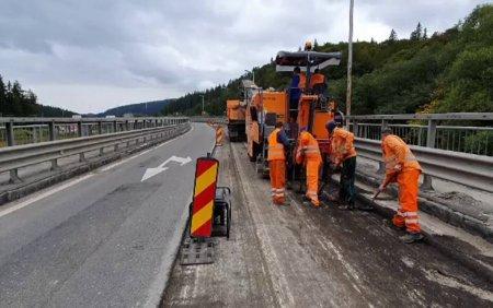 Se anunta trafic ingreunat pe ruta Bucuresti-Brasov din cauza unor lucrari. Cat va dura situatia