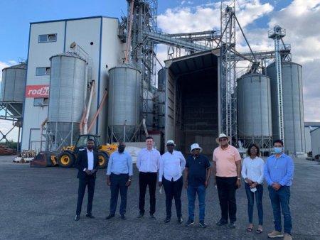 Compania agricola romaneasca Rodbun va furniza samanta pentru plante cerealiere in Congo si estimeaza operatiuni de peste 5 milioane de euro in primii doi ani