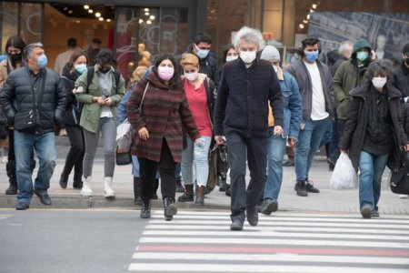 Rata de infectare in Bucuresti este aproape de 3 la mia de locuitori. Ce restrictii vor fi impuse
