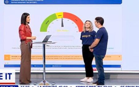 ILikeIT. Cum putem afla care este nivelul de epuizare <span style='background:#EDF514'>PROFESIONALA</span> la locul de munca
