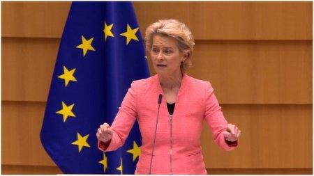 Incet, dar sigur, UE a castigat cursa vaccinarii. Ursula von der Leyen a anuntat victoria
