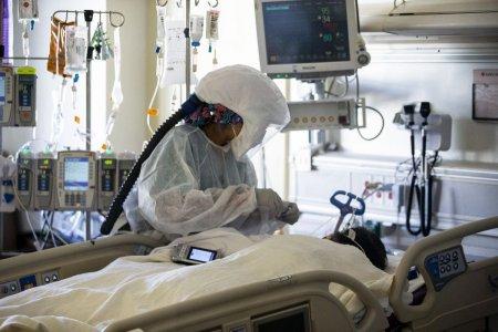 COVID-19 a provocat mai multe decese in Statele Unite decat gripa spaniola