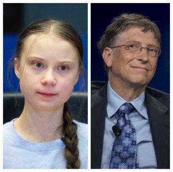 COMENTARIU Adrian Onciu: Cum pregatesc Bill Gates si Greta Thunberg o noua Revolutie, pe banii nostri