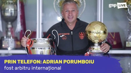 CS<span style='background:#EDF514'>U CRAIOVA</span>. Adrian Porumboiu, ironii la adresa lui Nicusor Bancu: Uneori reactioneaza invers!