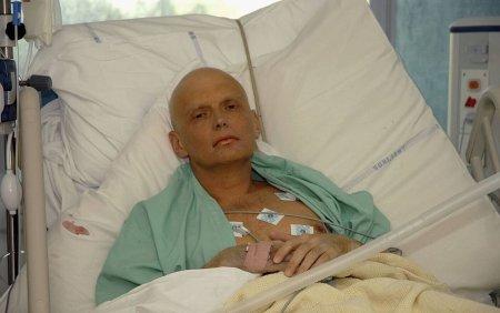 CEDO: Rusia este responsabila de asasinarea fostului spion rus Aleksandr Litvinenko