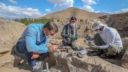 Arheologii au gasit dovezi ale meteoritului responsabil de distrugerea oraselor biblice Sodoma si Gomora
