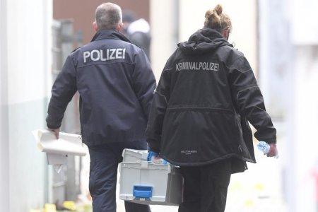 Un angajat la o benzinarie din Germania, impuscat mortal de un client, dupa ce i-a cerut sa poarte masca