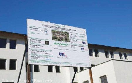 Finalizarea unui spital de urgenta a fost reluata. Constructia unitatii medicale a fost abandonata in urma cu 29 de ani