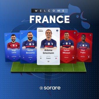 Lovitura data de un start-up din Franta: Jumatate de miliard de euro pentru cartonase virtuale cu jucatori de fotbal