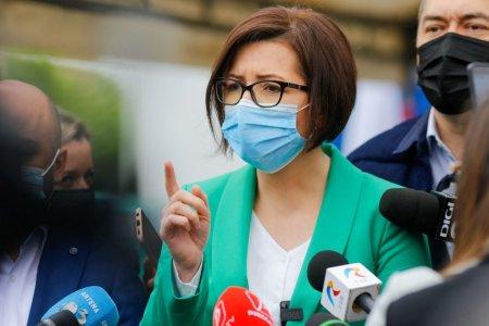 Raspunsul Ioanei Mihaila dupa ce Florin Citu a cerut o ancheta cu privire la pregatirile pentru valul 4 al pandemiei