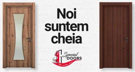 (P) Fie casa sau apartament, usa metalica sa fie - iar Special Doors va inspira