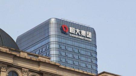 O noua criza financiara pandeste din China. Gigantul imobiliar Evergrande are datorii de 300 de miliarde de dolari si 30 de zile sa evite falimentul