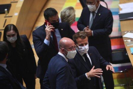Cresc tensiunile in scandalul AUKUS. Presedintele Consiliului European il acuza pe  Joe Biden de lipsa de loialitate