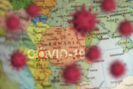 Incidenta COVID-19 in Romania. Lista completa unde rata de infectare a trecut pragul de 3 la mie