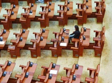 Proiectul de lege de eliminare a pensiilor speciale pentru primari, avizat negativ