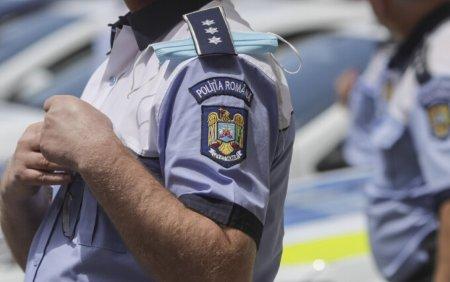 Un infractor eliberat din penitenciar s-a plimbat imbracat in politist prin fata sediului Politiei Husi