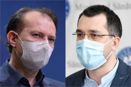 Vlad Voiculescu, dupa ce DNA a anuntat ca ancheteaza achizitia vaccinurilor: <span style='background:#EDF514'>DECIZIA</span> de a comanda vaccinurile a fost luata de premier, fara acordul MS