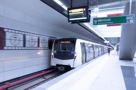 Pericol la metrou! Zeci de angajati au COVID. Directorul Metrorex a fost confirmat si el pozitiv (SURSE)