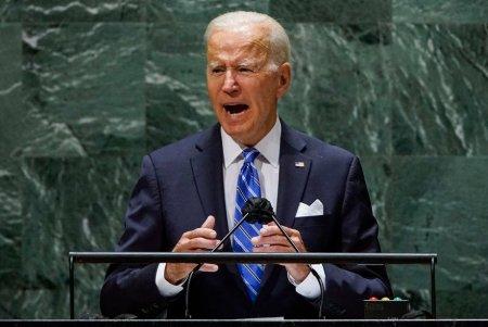 Joe Biden, primul discurs in fata ONU: