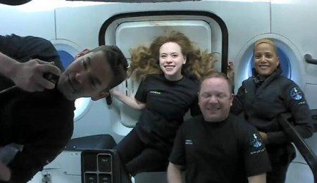 <span style='background:#EDF514'>MAREA PROVOCARE</span> a lui Elon Musk pentru zborurile spatiale: toaletele. Ce va avea in plus urmatorul zbor SpaceX