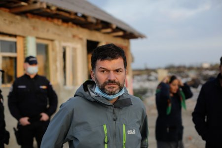 INTERVIU | Octavian <span style='background:#EDF514'>BERCEA</span>nu, dupa demiterea de la Garda de Mediu: Baronii locali s-au obisnuit sa dicteze pe cine nu ai voie sa controlezi