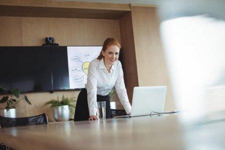 STUDIU. Romania este codasa in UE la <span style='background:#EDF514'>CAPITOL</span>ul femei in conducerea companiilor