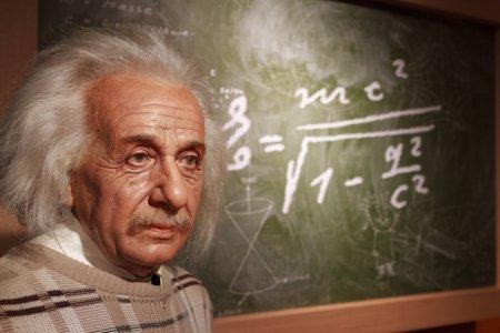 Un manuscris al lui Einstein despre teoria relativitatii, scos la la licitatie pentru o suma record