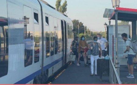 TPBI: Trenul metropolitan Bucuresti-Ilfov va putea fi folosit din 2024