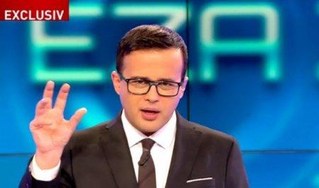 """Mihai Gadea a ramas fara cuvinte! Ce i-a spus <span style='background:#EDF514'>LOREDANA</span> Groza in direct la Antena 3: """"Am vazut si eu cu stupoare"""""""
